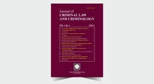 مجله پژوهشهای حقوق جزا و جرم شناسی ـ شماره 1 ـ لاتین
