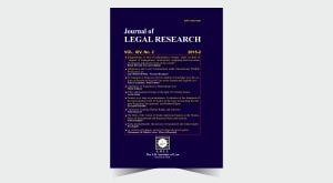 Journal of Legal Research - Number 28