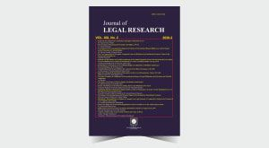 Journal of Legal Research - Number 42
