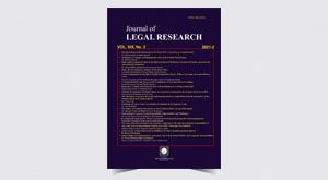 Journal of Legal Research - Number 46